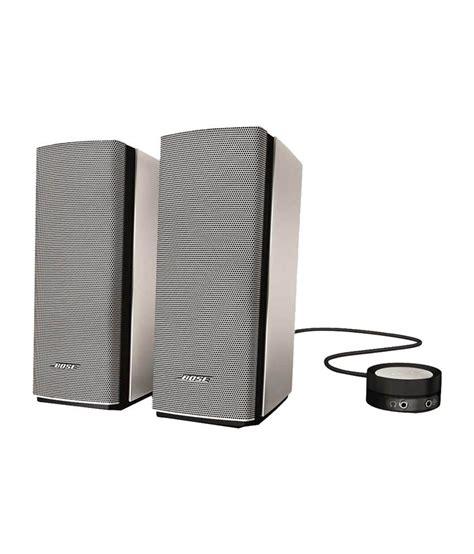 Speaker Bose Companion 20 buy bose companion 20 multimedia speaker system at