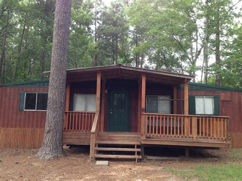 Louisiana Cgrounds With Cabins by Fully Furnished Vacation Cabins With Flatscreen Tv In
