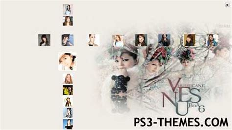 Kpop Ps3 Themes | ps3 themes 187 the queen of kpop boa