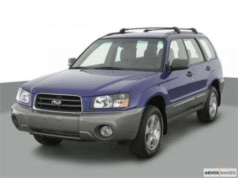 how does cars work 2004 subaru forester lane departure warning excellent condition pacific blue 2004 subaru forester in dexter michigan