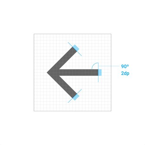 material design icon dimensions icons style material design guidelines
