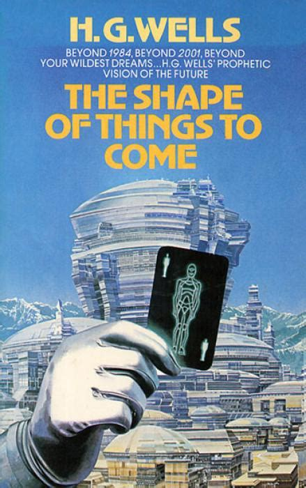 The Shape Of Things To Come the shape of things to come read the booklist