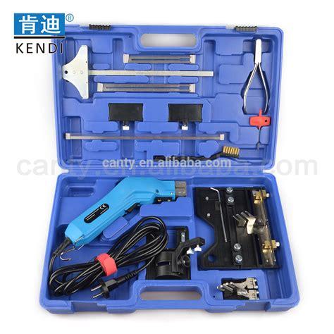 C Mart Pisau Cutter Set polystyrene cutter busa pisau panas cutter alat alat
