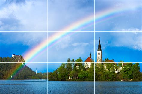 Landscape Photography Rule Of Thirds Tips For Landscape Photography Photography