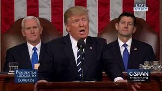 Presidential Address Speech Sle donald presidential address to congress state of