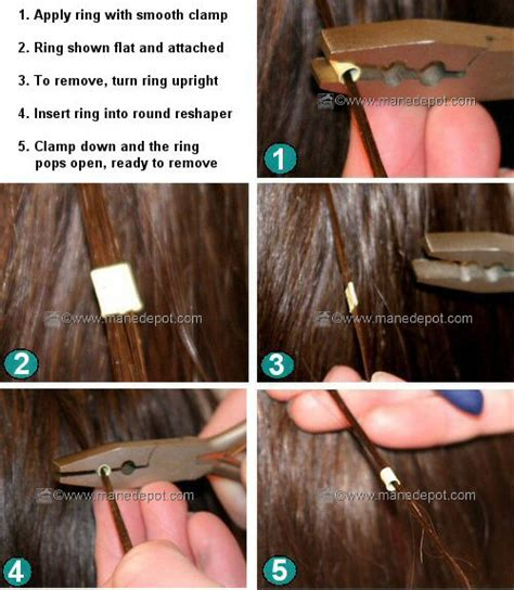 removing hair extensions at home removing hair extensions at home hair extensions