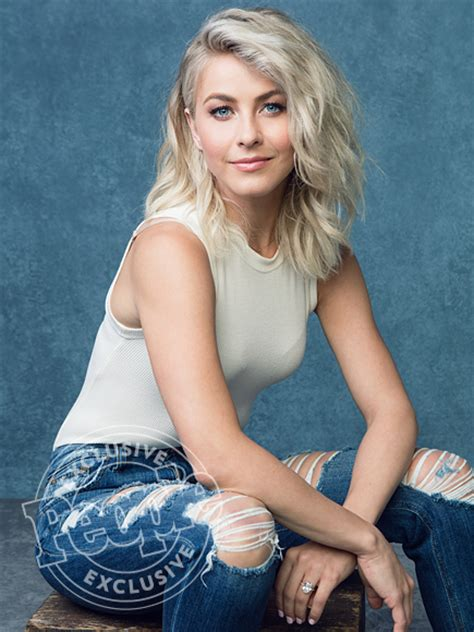 julianne hough in at julianne hough supports dancers impacted by cancer i don
