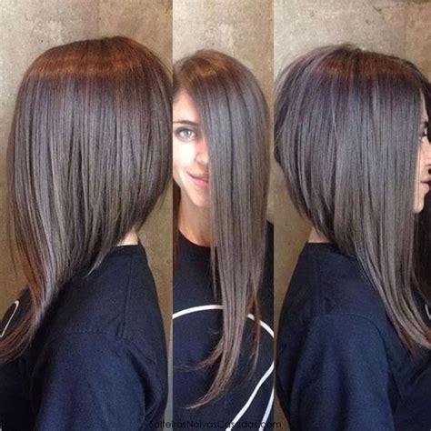 very long front bob cortes de cabelo da moda para 2018 cortes feminino