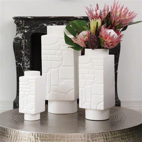 instyle home decor white home decor white vases white jars white bowls