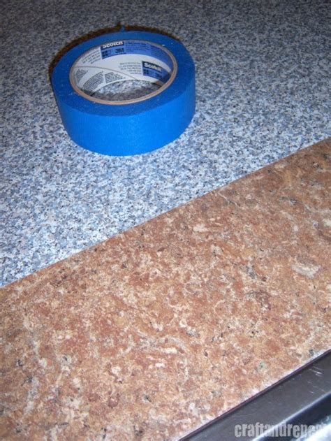 Contact Paper Countertop by Re Doing Counters With Contact Paper Diy Ideas