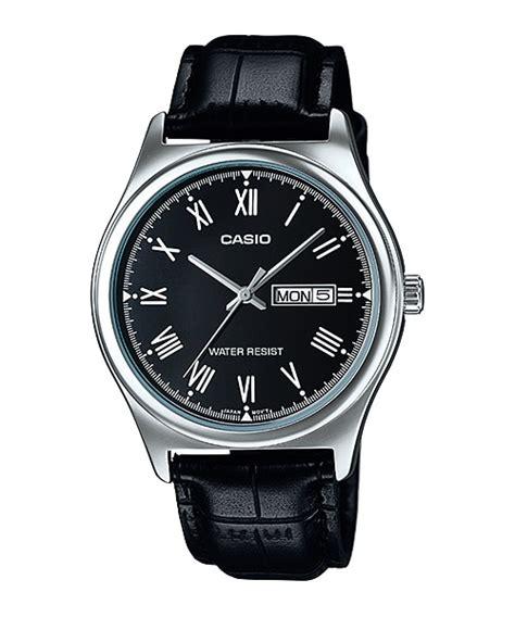 Casio Original Mtp V006d 1budf ltp v006l 1b analog dress timepieces casio