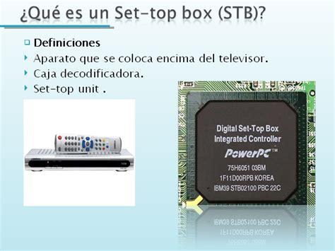 que es boxed layout microprocesadores para comunicaciones set top box