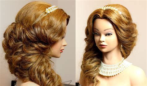 bridal hairstyles for hair step by step bridal hairstyle for hair tutorial step by step