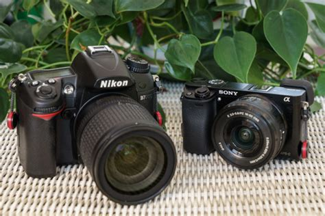 mirrorless vs dslr should you consider a mirrorless a dslr