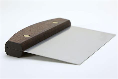 best bench scraper breadtopia bench knife dough scraper by lamsonsharp