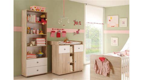 Babyzimmer Eiche