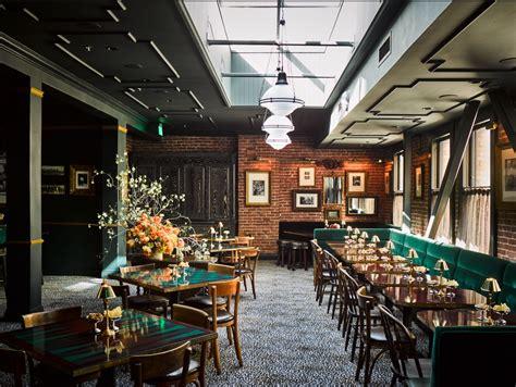 best small restaurant design ken fulk designed florence s new sequoia cocktail club architectural digest