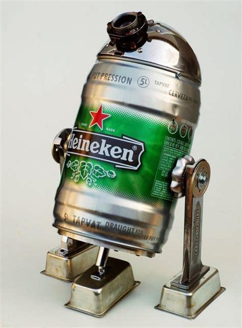 Mini Keg Lamp by R2 D2 Robot Gadgetsin