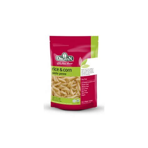 Orgran Rice And Corn Macaroni buy orgran rice and corn pasta 250g gluten free organics pasta micks nuts