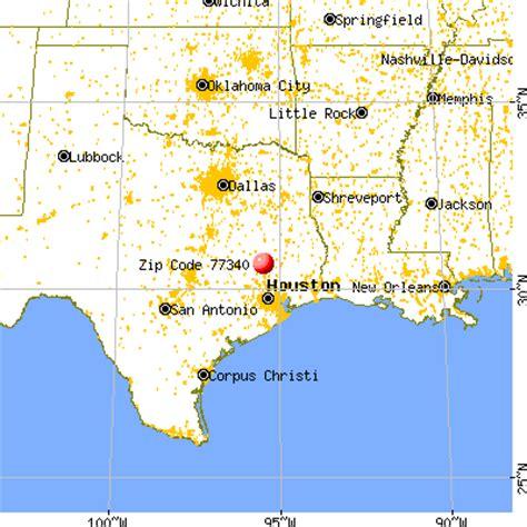 huntsville texas zip code map 77340 zip code huntsville texas profile homes apartments schools population income
