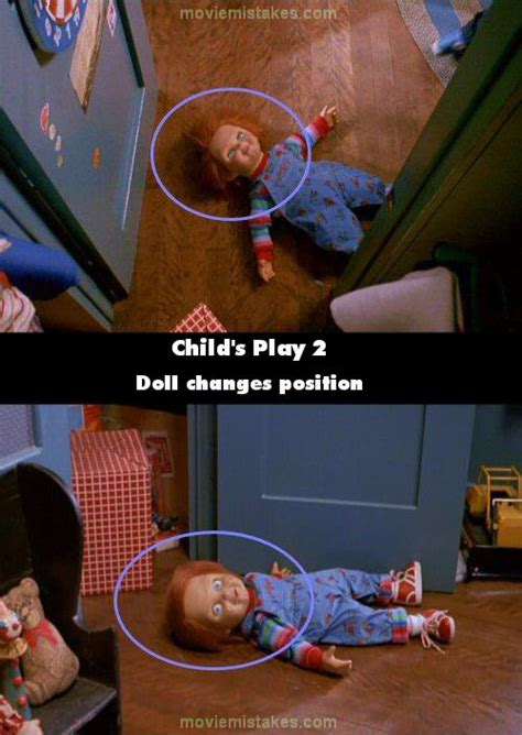 chucky movie mistakes child s play 2 movie mistake picture 30