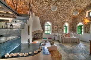 Greek Home Designs Stunning Picturesque Studios In Kythera Greece