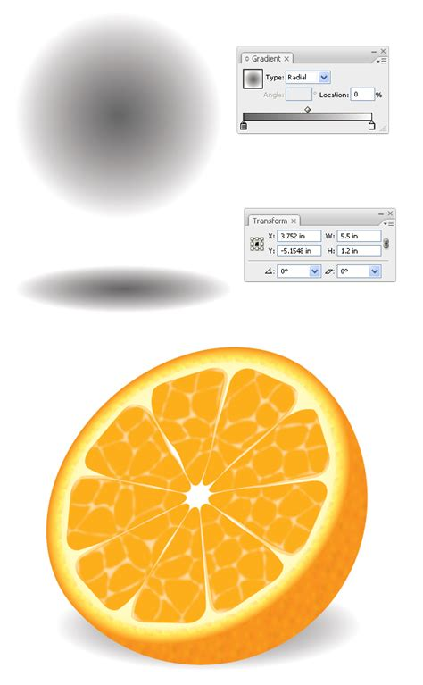 vector orange tutorial how to make a delicious vector orange in 9 decisive steps