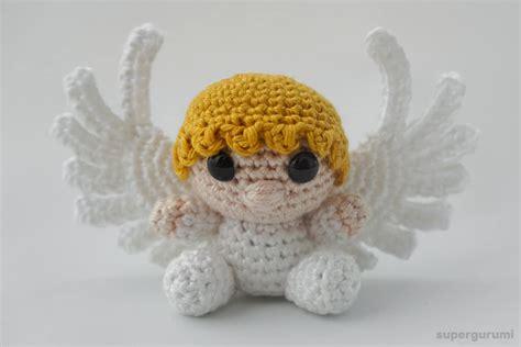 free pattern amigurumi angel amigurumi crochet angel pattern supergurumi
