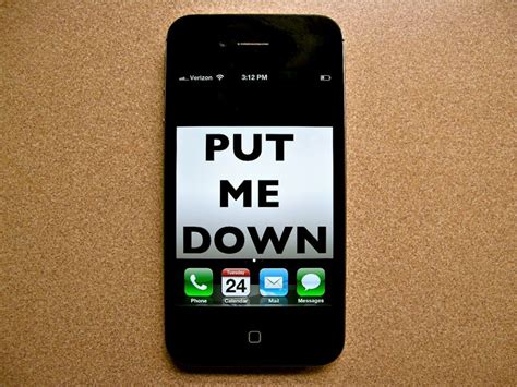 putting your put your phone quotes quotesgram