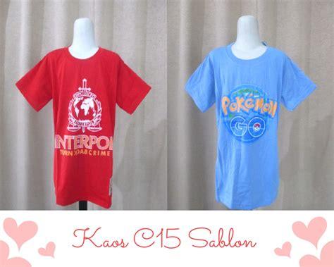 Grosir Kaos Anak Grosir Kaos Audience Kaos Anak Ponny grosir baju pakaian anak murah