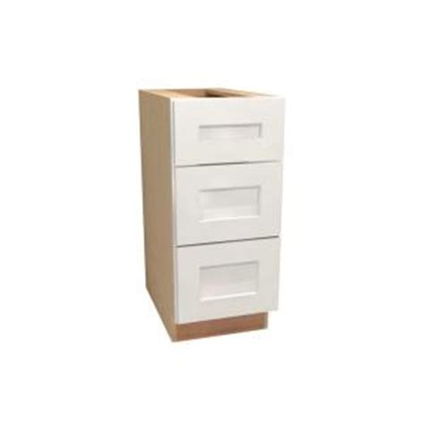 Desk Height Base Cabinets by Home Decorators Collection Newport Assembled 15x28 5x21 In