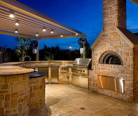 outdoor kitchen lighting ideas 10 tips for designing the ultimate outdoor kitchen