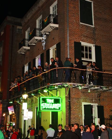top bars on bourbon street bourbon street balcony rentals bourbons best barsbourbon