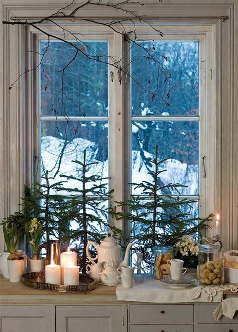 Fensterdeko Weihnachten Winter by Fensterdeko Zu Weihnachten 104 Neue Ideen Archzine Net
