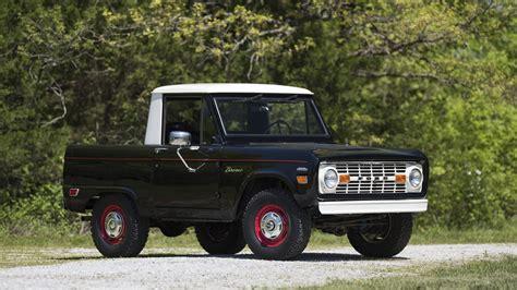 ford bronco 1969 ford bronco half cab