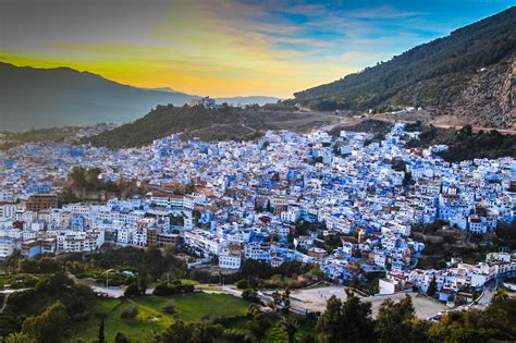 the blue city morocco chefchaouen morocco s blue city she tells travel tales