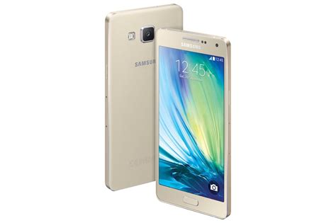 Samsung A5 New samsung announces the galaxy a5 and a3 thin mid range and metal for the hip droid