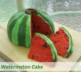 wassermelonen kuchen watermelon quot cake quot recipe dishmaps
