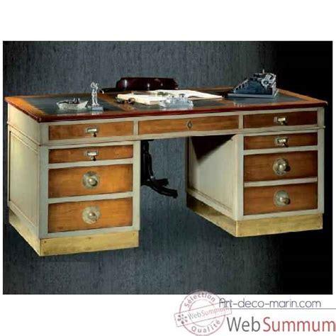 bureau style marin bureau america s cup 233 poque 19 232 me avec patine 180 x 78