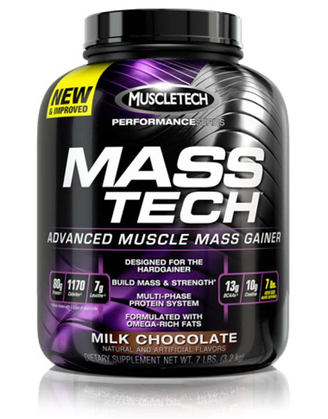 Masstech Muscletech muscletech masstech performance series 7 lbs