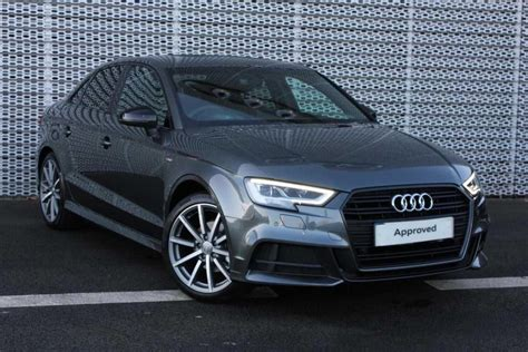 Audi A3 Black Edition by Used 2017 Audi A3 1 4 Tfsi Black Edition 4dr For Sale In