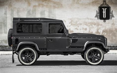 land rover kahn price land rover defender based kahn flying huntsman prices and