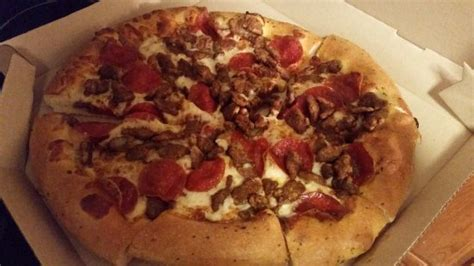 Beef Pizza Medium pizza hut pizza place 1501 s jefferson ave in lebanon mo tips and photos on citymaps