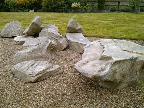 Faux Rocks For Garden All About Plants And Planters March 2013