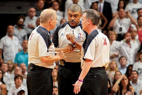 Mba Referees by Image Gallery Nba Refs