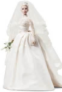 Barbie collector series unveils princess grace kelly barbie dolls