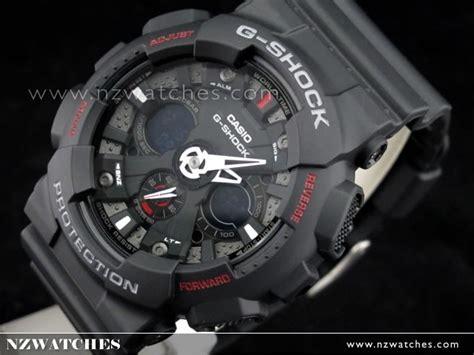 Casio Ga 120 1a buy casio g shock black analog digital ga 120 1a