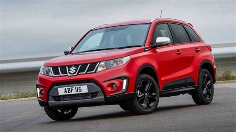 2019 Suzuki Suv by 2019 Suzuki Vitara Suv Preview Prices And Competitors