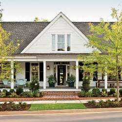 southern living house plans 2012 2012 idea house historic farmhouse renovation in senoia