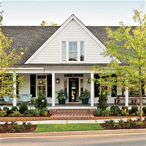 southern living house plans 2012 2012 idea house historic farmhouse renovation in senoia